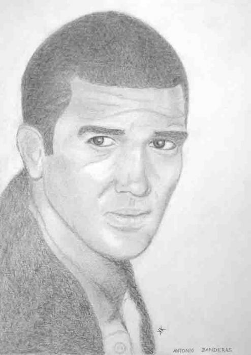 Antonio Banderas by kkaja